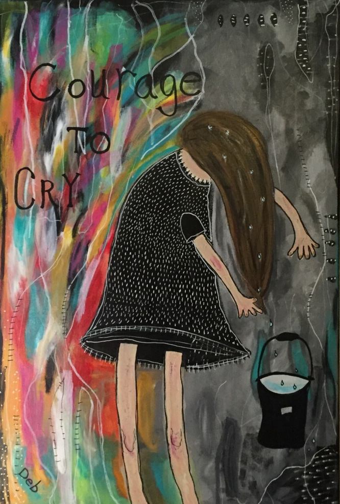 Courage to Cry