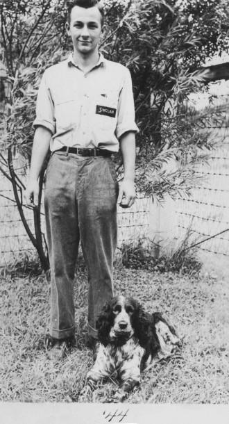 Dad, 1944