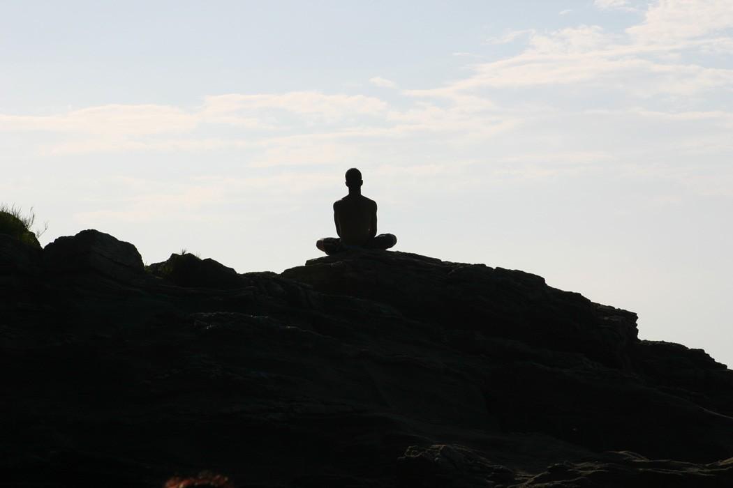 Christian meditation?