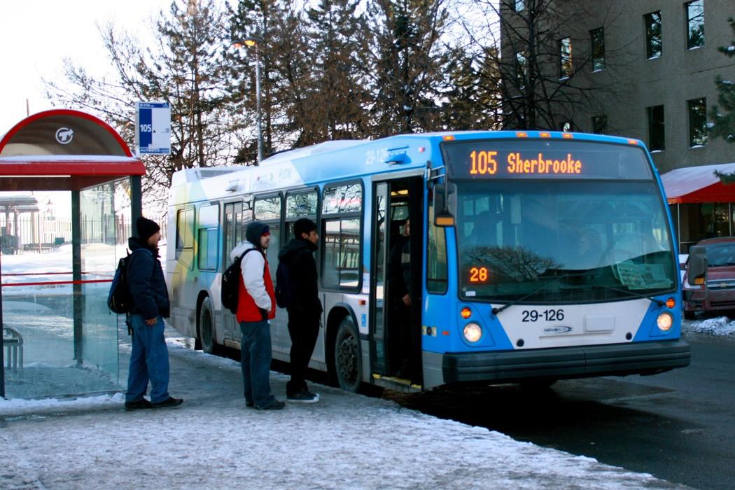 The 105 Sherbrooke