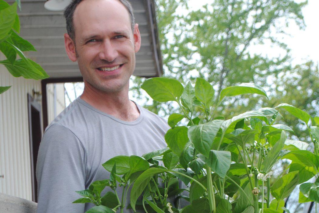 From the Goshen Farmers Market: Ben Hartman
