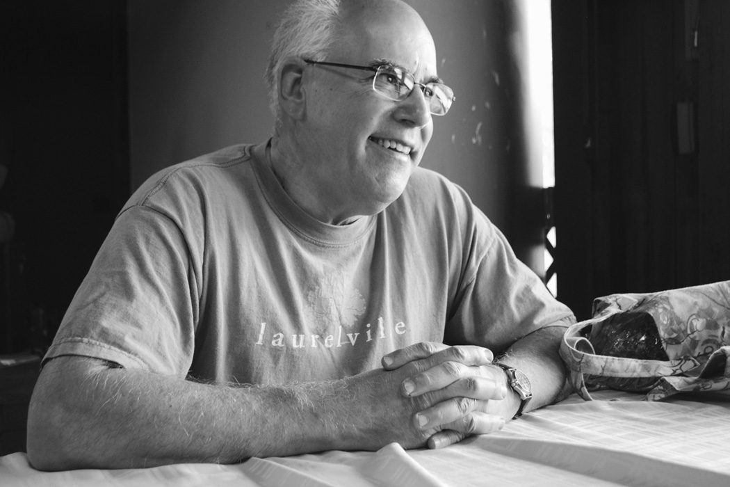 From the Goshen Farmers Market: Bill Mateer