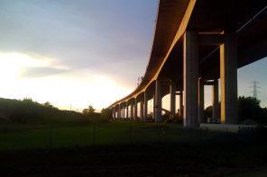 The Zilwaukee Bridge