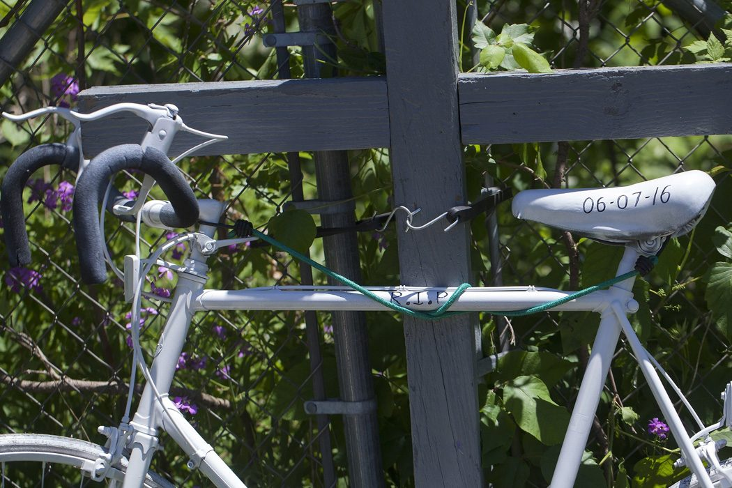 A daughter's perspective on the Kalamazoo cyclist tragedy