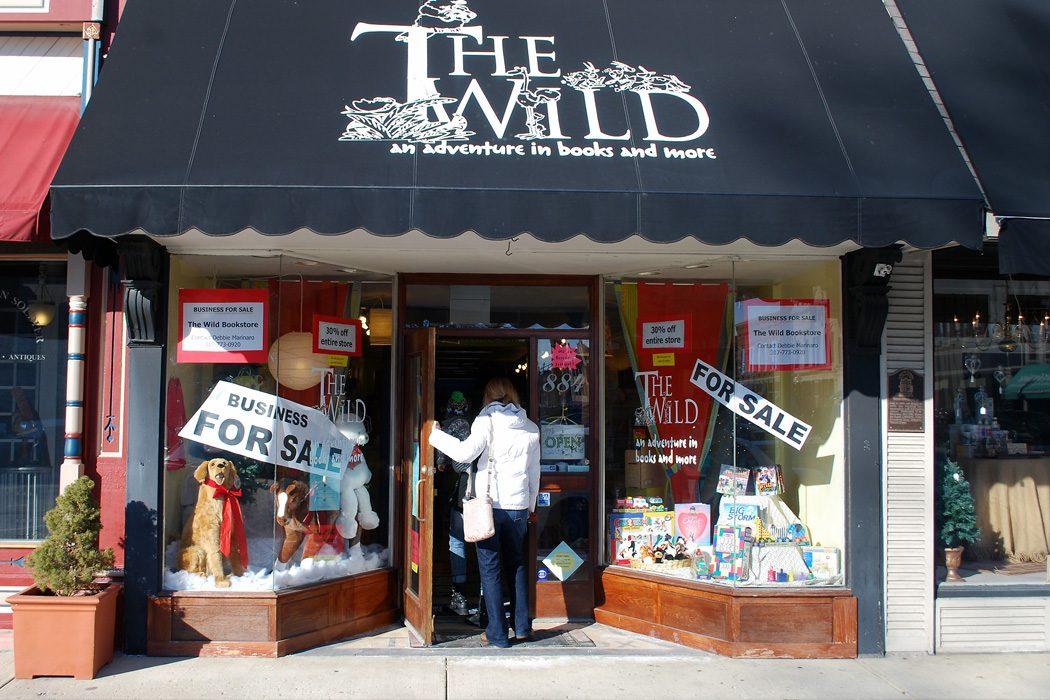 Bookstore match-making