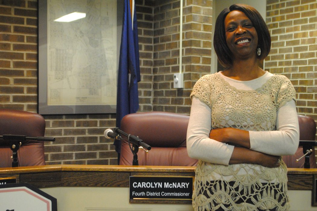 Meet the Government: Carolyn McNary