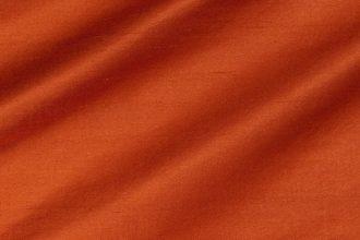 Orange silk